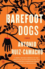 Barefoot Dogs tells the story of the Arteaga family and their flight from Mexico to the United States and Spain.